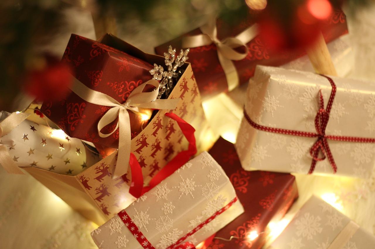 Dárky pro ženy k vánocům
