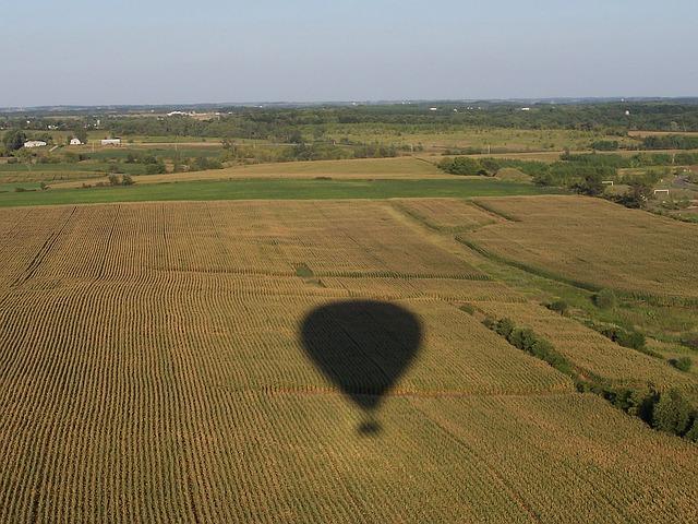 zazitkovy darek pro zeny let balonem