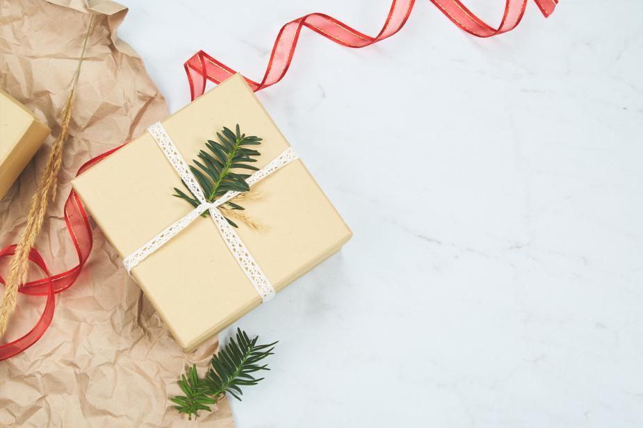 Vánoční dárky pro přítelkyni