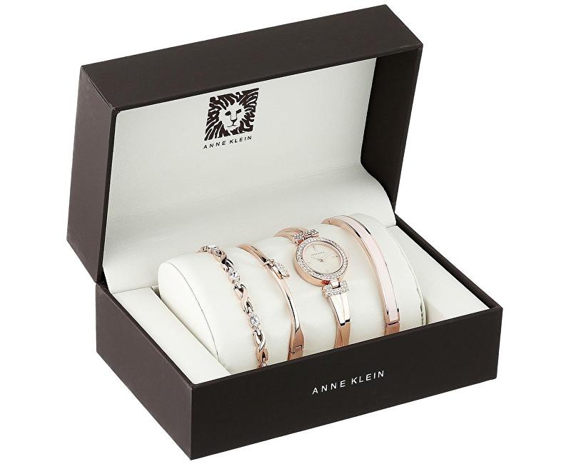 dárková sada hodinek s náramky jako dárek k promoci