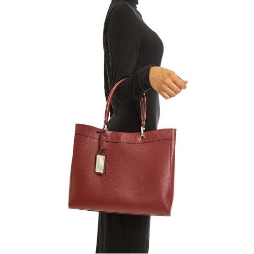 elegantní kožená kabelka k 60. narozeninám