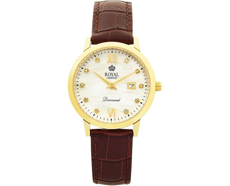 hodinky s diamanty potěší každou přítelkyni