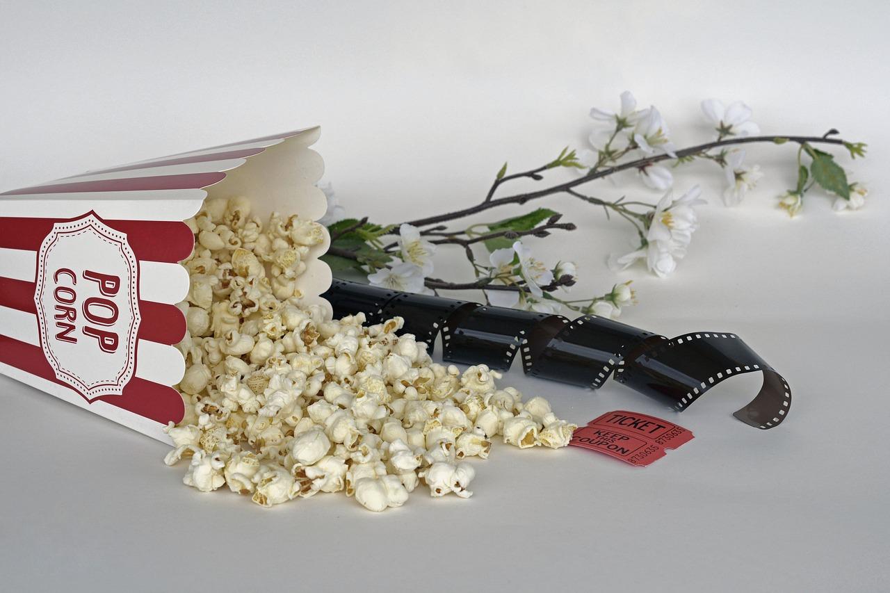originální dárek pro ženu kino pro dva