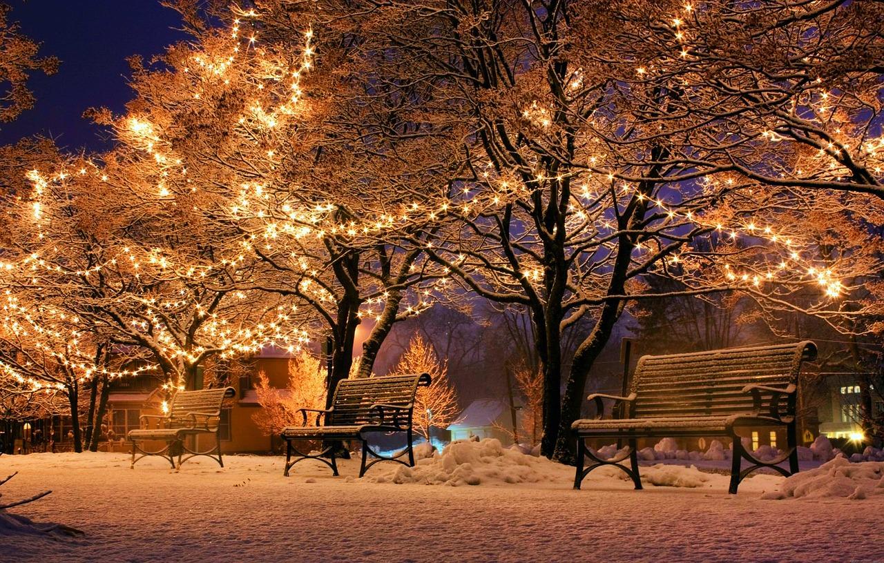 užijte si vánoční čas